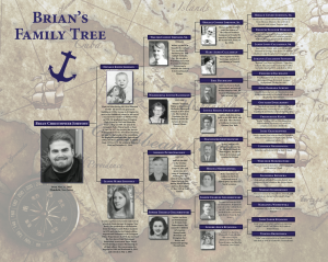Nautical Family Tree